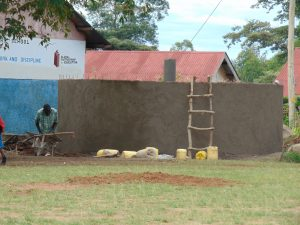 The Water Project:  Preparing To Add The Dome