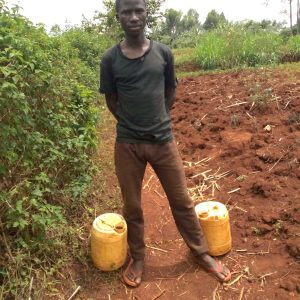 The Water Project:  Mr Cavilah