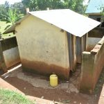 The Water Project: Makunga Secondary School -  Boys Latrines