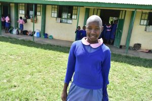 The Water Project:  Pupil Melvin Of Class Six