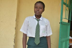 The Water Project:  Student Joseline