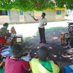 The Water Project: Nanganda Primary School -  Training With Facilitator Jemmimah Khasoha