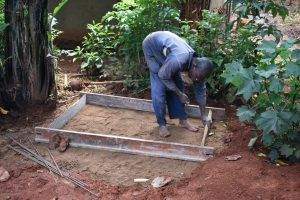 The Water Project:  Fitting The Sanitation Platform