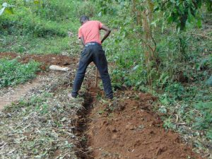The Water Project:  Leveling The Area