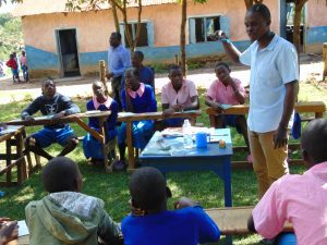 The Water Project:  Dental Hygiene Session