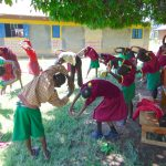 The Water Project: Nanganda Primary School -  Everybody Stretch