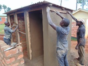 The Water Project:  Latrine Measurements