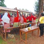 The Water Project: Kakamega Muslim Primary School -  Midday Stretch