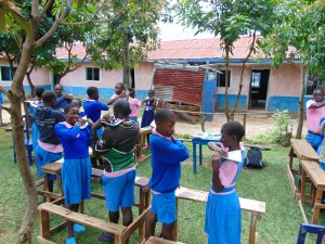 The Water Project:  Enjoying A Challenge