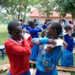 The Water Project: Banja Primary School -  Fun Exercise