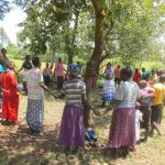 The Water Project: Sambaka Community, Sambaka Spring -  Group Activity