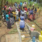 The Water Project: Sambaka Community, Sambaka Spring -  Site Management Training