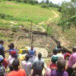 The Water Project: Sambaka Community, Sambaka Spring -  Facilitator Betty In Action