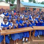 The Water Project: Demesi Primary School -  Lets See Those Nails
