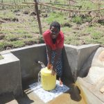 The Water Project: - Sambaka Community, Sambaka Spring
