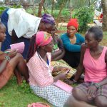 The Water Project: Masuveni Community, Masuveni Spring -  Group Discussions