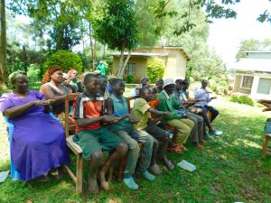 The Water Project:  Learning The Ten Steps Of Handwashing