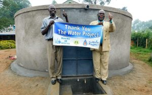 The Water Project:  School Staff Say Thank You