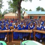 The Water Project: Demesi Primary School -  Toothbrushing Emulation