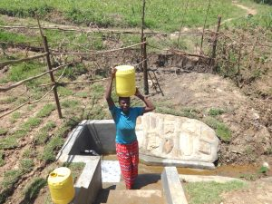 The Water Project:  Headinghome With Clean Water
