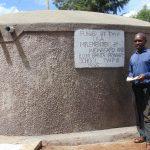 The Water Project: Banja Primary School -  Senior Teacher Mr Jumba