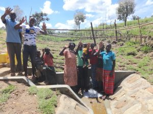 The Water Project:  Community Celebrates The Spring