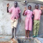 The Water Project: Kakamega Muslim Primary School -  Greetings From Here
