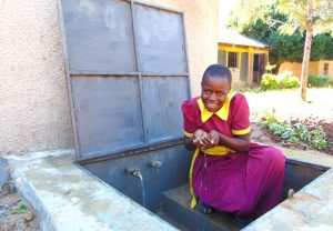 The Water Project:  Fresh Water In Hand