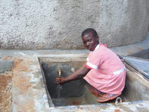 The Water Project:  Enjoying The Fresh Water