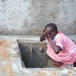 The Water Project: Kakamega Muslim Primary School -  Time For A Quick Cool Down