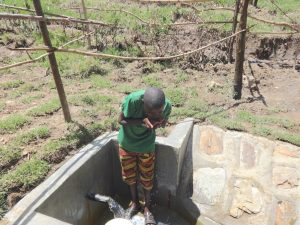The Water Project:  Taking A Fresh Drink