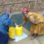 The Water Project: - Bumira Community, Madegwa Spring