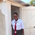 The Water Project: Ebulonga Mixed Secondary School -  Standing Proud With New Latrines