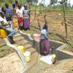 The Water Project: Sambaka Community, Sambaka Spring -  Splash