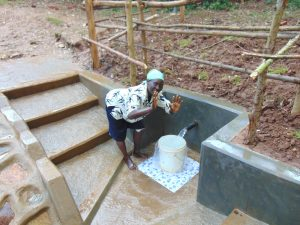 The Water Project:  No Hands Necessary To Fill