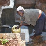 The Water Project: - Emulembo Community, Gideon Spring