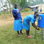The Water Project: Shichinji Primary School -  Handwashing