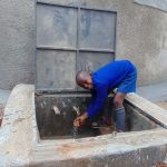The Water Project: Demesi Primary School -  Smiles At The Rain Tank