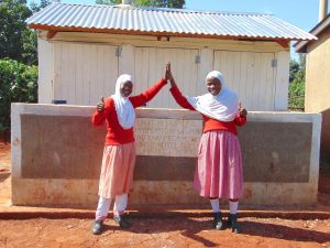 The Water Project:  Thumbs Up For Sanitation And Hygiene