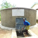 The Water Project: Kapkures Primary School -  Splash