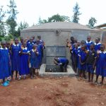 The Water Project: Demesi Primary School -  Happy Day
