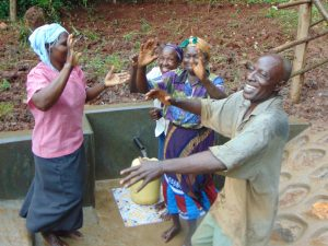 The Water Project:  Singing An Dancing To Celebrate The Spring