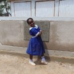 The Water Project: Demesi Primary School -  Joyous For New Latrines