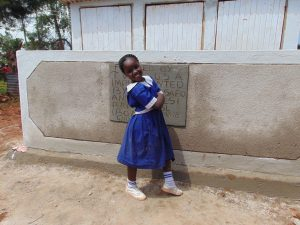 The Water Project:  Joyous For New Latrines