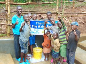 The Water Project:  Vote Of Thanks From The Kids