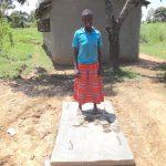 The Water Project: Sambaka Community, Sambaka Spring -  Proud New Owner Of Sanitation Platform