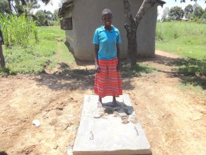 The Water Project:  Proud New Owner Of Sanitation Platform