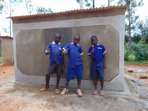 The Water Project:  Thumbs Up For Vip Latrines