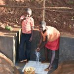 The Water Project: Emulembo Community, Gideon Spring -  Cheers For Clean Water