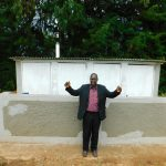 The Water Project: Kapkures Primary School -  School Administrator Celebrates The Project